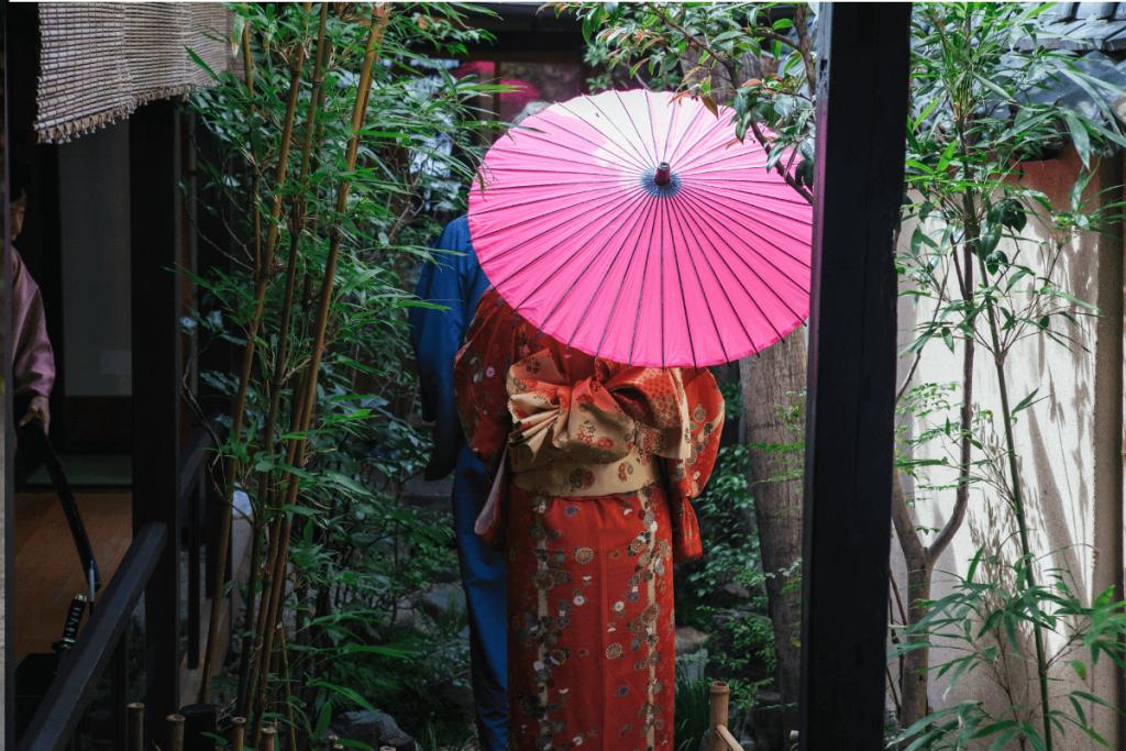 田島比呂子の着物