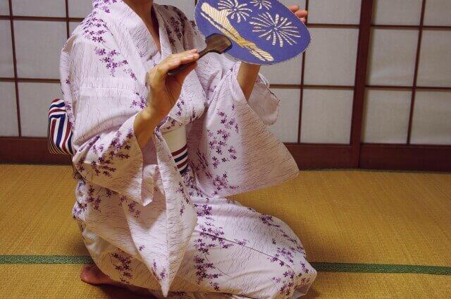 絽と紗の織り方の違い